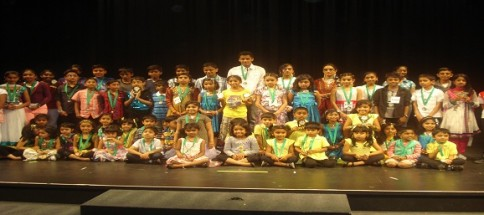 Pulari Kids day Celebration !!...